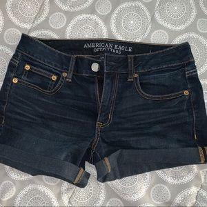 Boy midi shorts